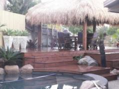 Bali design decking