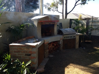 Pizza oven/ open fire/ bbq