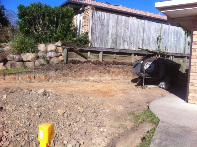 Brisbane Structural Landscaping