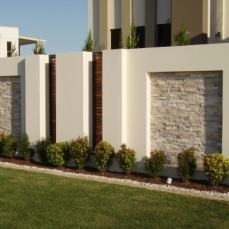 render ans stone Cladding panel