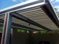 Batten Shade structure