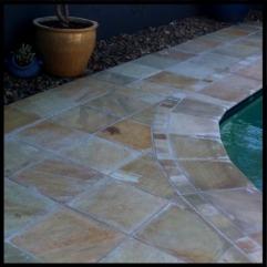 Sandstone Tiling
