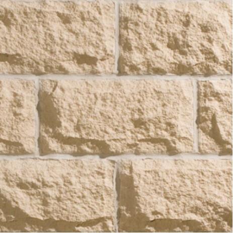 Rock face block