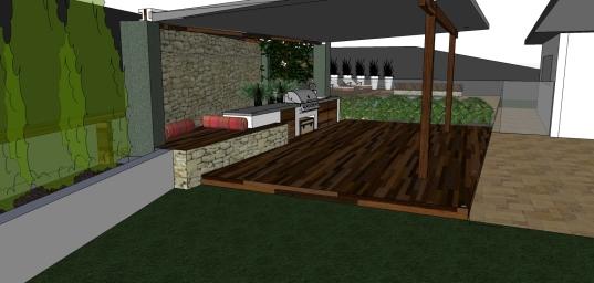 Entailment Area design