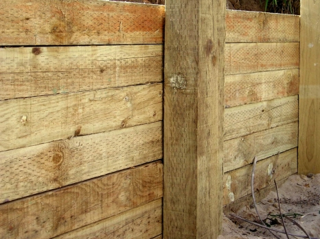 Standard Timber sleeper