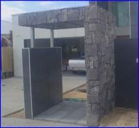 Bluestone Gate House