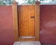 fence inside