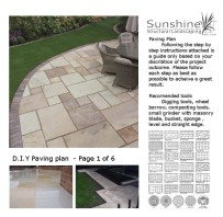 Paving plans to suit you